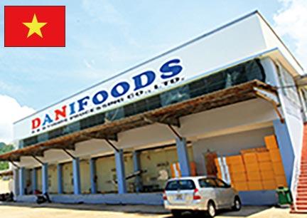 ベトナム工場(D&Nフーズプロセッシングカンパニー)